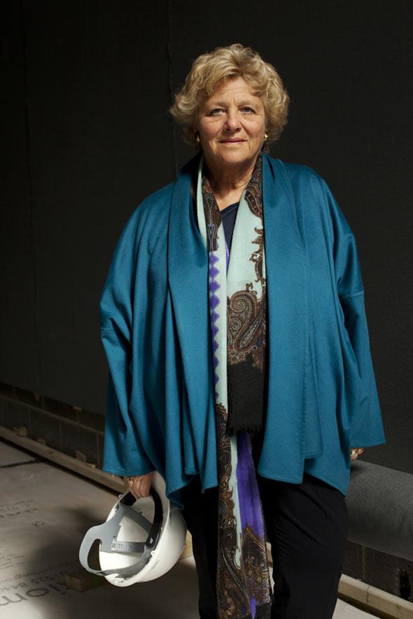 VIVIEN DUFFIELD. Photo: Nancy Honey - 100 Leading Ladies