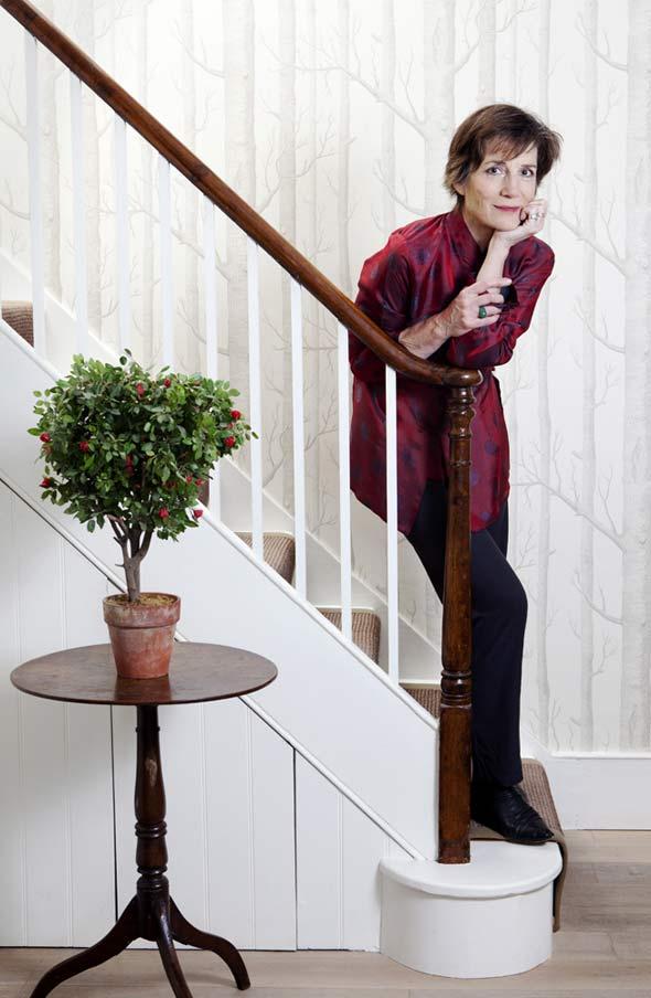 HARRIET WALTER. Photo: Nancy Honey - 100 Leading Ladies