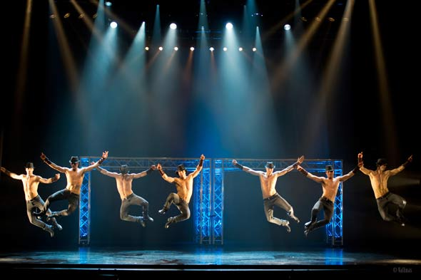 Los Vivancos to perform at the London Coliseum in July