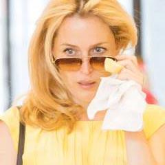 Photos of A Streetcar Named Desire at the Young Vic starring Gillian Anderson