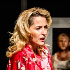 Gillian Anderson up for Best Actress for A Streetcar Named Desire