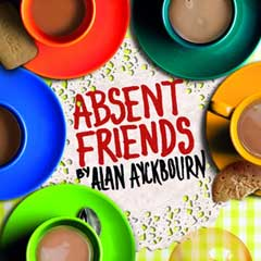 Absent Friends at the Harold Pinter Theatre