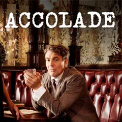 Accolade at the St James Theatre starring Alexander Hanson
