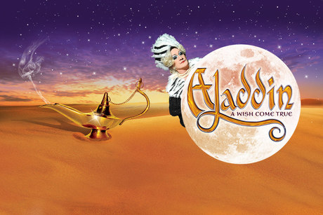 Aladdin – A Wish Come True at The O2 starring Lily Savage