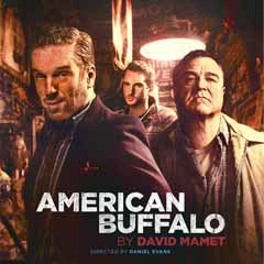 American Buffalo starring Damian Lewis and John Goodman at the Wyndham's Theatre