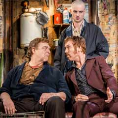 Reviews: American Buffalo at the Wyndham's theatre