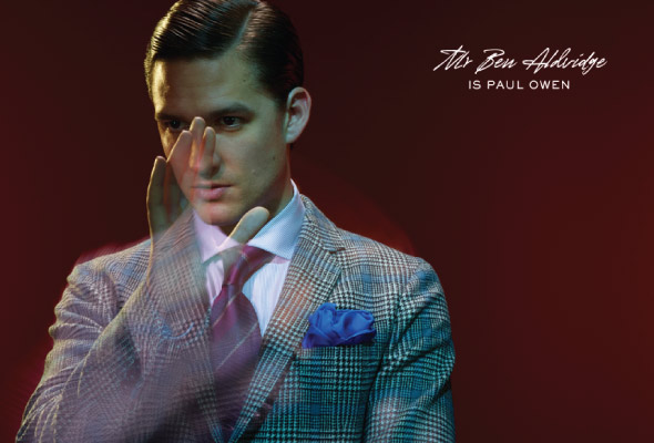 Ben Aldridge as Paul Owen in American Psycho