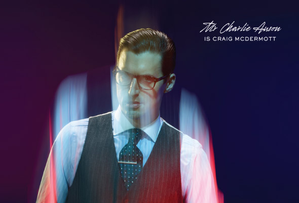Charlie Anson as Craig McDermott in American Psycho