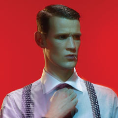 Matt Smith in American Psycho - heading to the West End