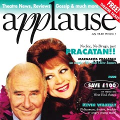Applause Magazine - July 1996