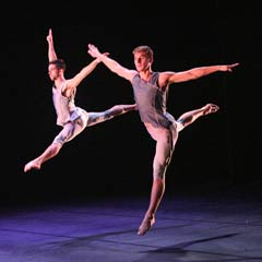 BalletBoyz the TALENT at the Royal Opera House. Photo: Roy Tan
