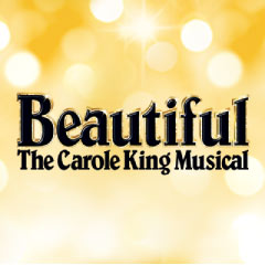 BEAUTIFUL The Carole King Musical at the Aldwych Theatre