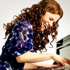 Photo: Katie Brayben as Carole King in Beautiful