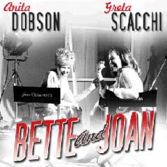Bette & Joan tickets at the Arts Theatre starring Anita Dobson and Greta Scacchi