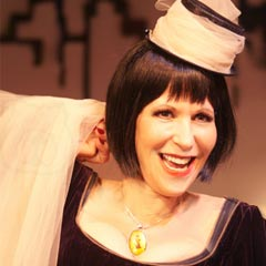 Ellen Greene in Betwixt. Photo: Roy Tan