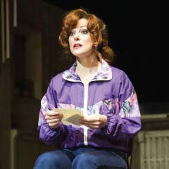 Ruthie Henshall in the cast of Billy Elliot