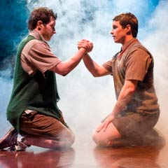 Blood Brothers at the Phoenix Theatre in London