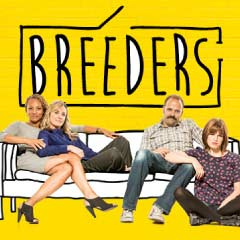 Breeders at the St James Theatre