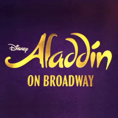 Aladdin at the New Amsterdam Theatre | Broadway Tickets