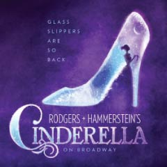 Cinderella at the Broadway Theatre | Broadway Tickets