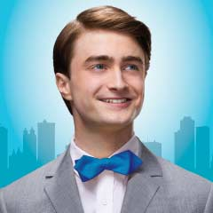 Daniel Radcliffe in How To Succeed...