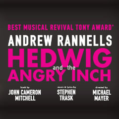 Hedwig and the Angry Inch at the Belasco Theatre | Broadway Tickets