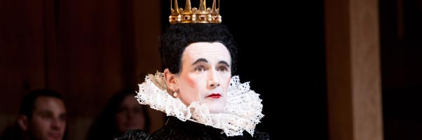 Mark Rylance as Viola in Twelfth Night