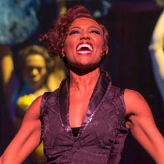 Patina Miller in Pippin