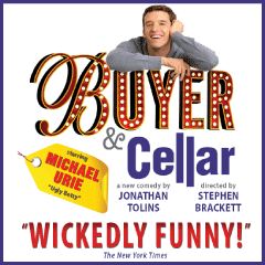Buyer and Cellar at the Menier Chocolate Factory starring Michael Urie