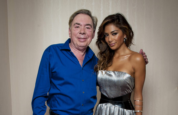 Andrew Lloyd Webber announces that Nicole Scherzinger is to star in CATS at the London Palladium