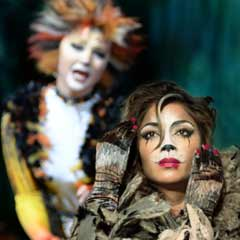 Full cast announced for CATS at the London Palladium joining Nicole Scherzinger