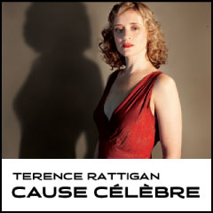Cause Celebre tickets at the Old Vic Theatre starring Anne-Marie Duff