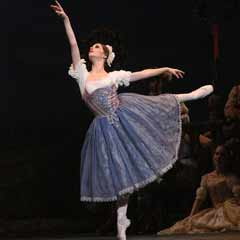 Photos of English National Ballet's Coppelia at the London Coliseum