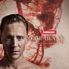 Coriolanus starring  Tom Hiddleston