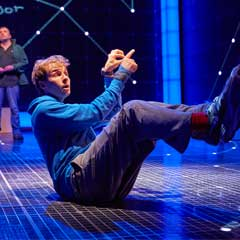 Photos: Cast change for The Curious Incident of the Dog in the Night-time