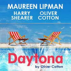 Daytona at the Theatre Royal Haymarket starring Maureen Lipman