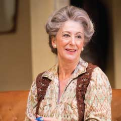 Maureen Lipman in Daytona