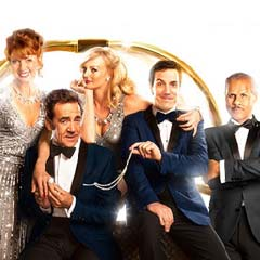 Photo First Look: New Dirty Rotten Scoundrels poster