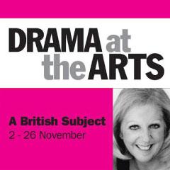 A British Subject tickets at the Arts Theatre starring Nichola McAuliffe