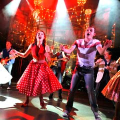 Dreamboats and Petticoats at the Playhouse Theatre