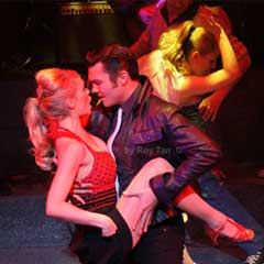 Dreamboats and Petticoats at the Wyndham's Theatre. Photo: Roy Tan