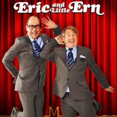 Eric and Little Ern at the St James Theatre