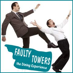 Faulty Towers The Dining Experience at the Torquay Suite Theatre