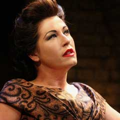 Jessie Wallace in Fings Ain't Wot They Used T'Be