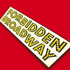 Forbidden Broadway at the Menier Chocolate Factory