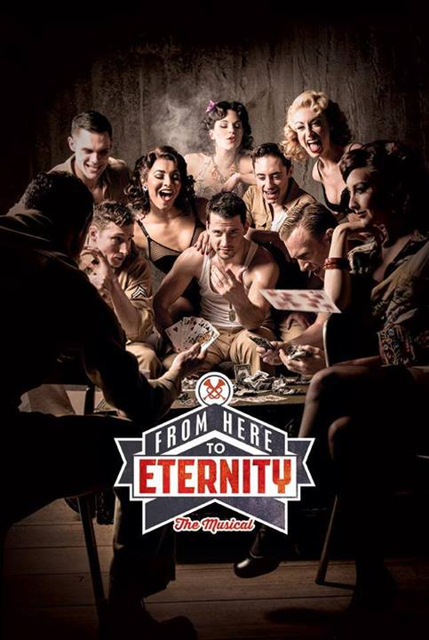 A new poster for From Here to Eternity