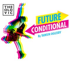 Future Conditional starring Rob Brydon at the Old Vic