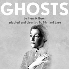 Lesley Manville in Ghosts