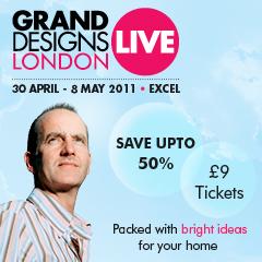 Grand Designs Live 2011