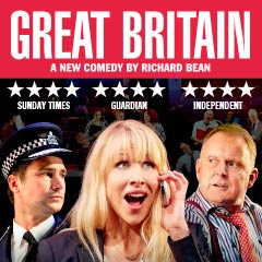 Great Britain at the Theatre Royal Haymarket